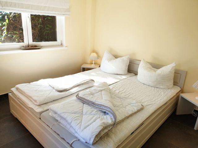 Doppelbettzimmer im EG