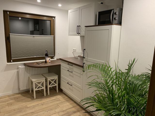 Küche im Kleinen Jagdhaus