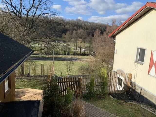 Aussicht Kleines Jagdhaus