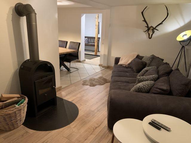 Wohnzimmer Kleines Jagdhaus