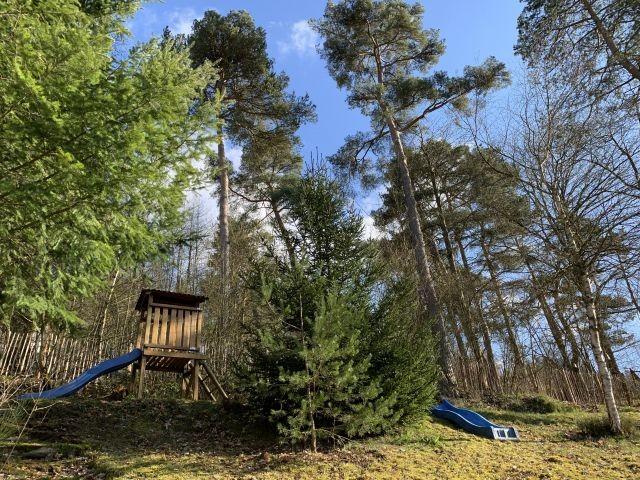 Kinderspielturm Kleines Jagdhaus