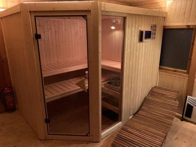 Sauna Kleines Jagdhaus