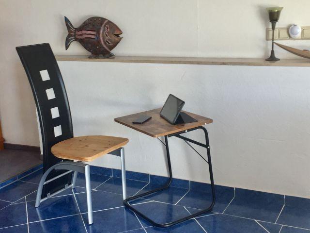 Laptop-Platz