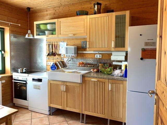 Küche Ferienhaus Boiensdorf