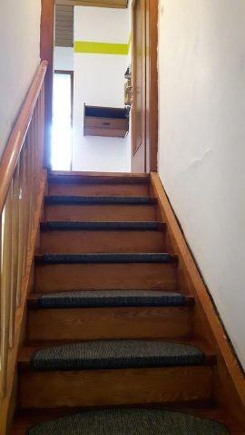 Treppenaufgang zur Fewo