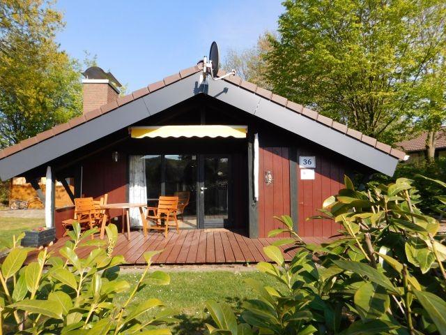 Freistehendes Extertal-Ferienhaus Uhlenhuk