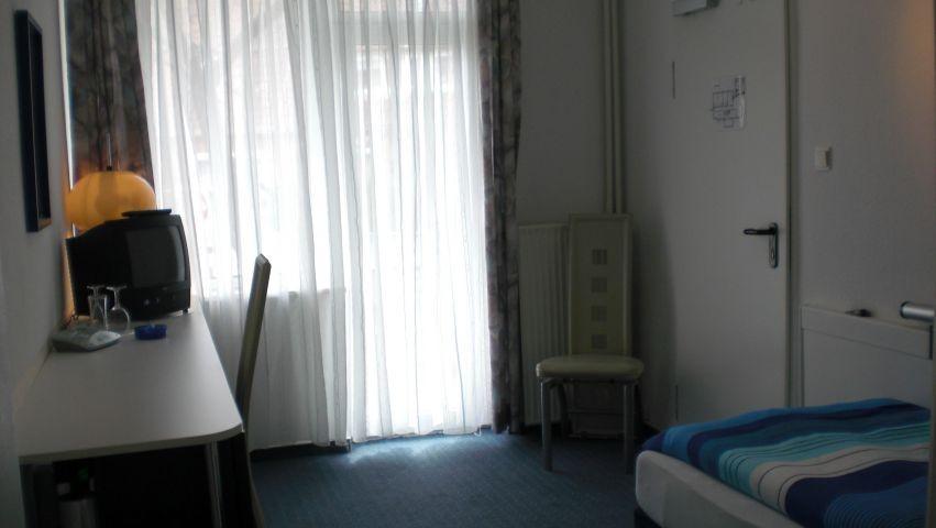 GarniHotel Meereswoge Zimmer