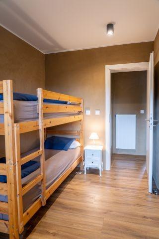 Schlafzimmer 3 mit Etagebett
