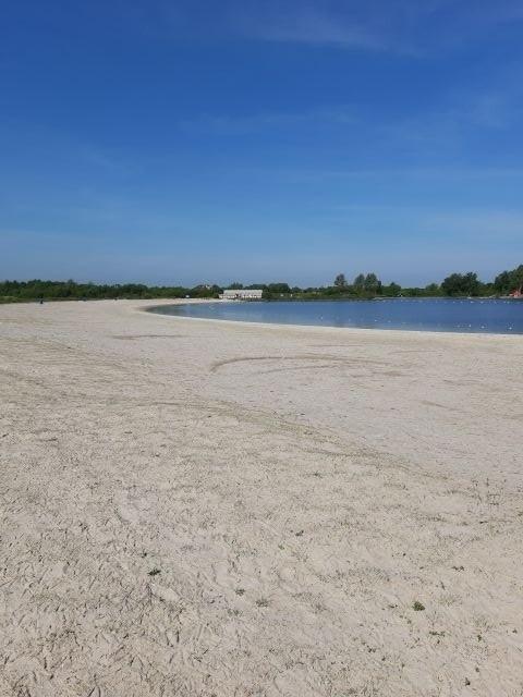 Strand und Strandpavillion Medemblik