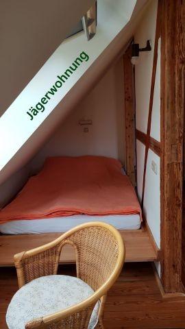 Das gemütliche Bett aus massivem Buchenholz