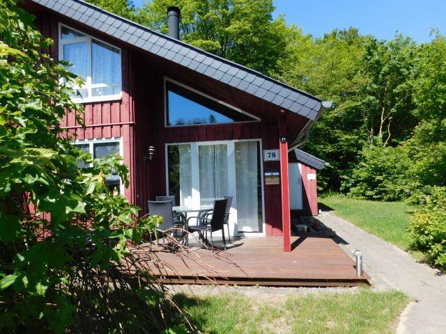Extertal-Ferienhaus IXI mit WLAN, GS  und Kamin