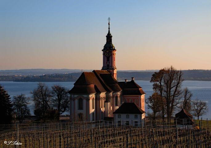 Klosterkirche Birnau (4km)