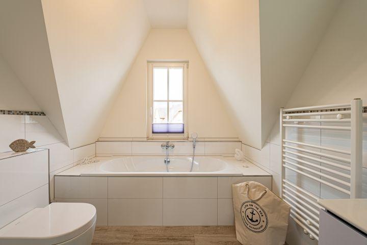Badezimmer in der 1. EG