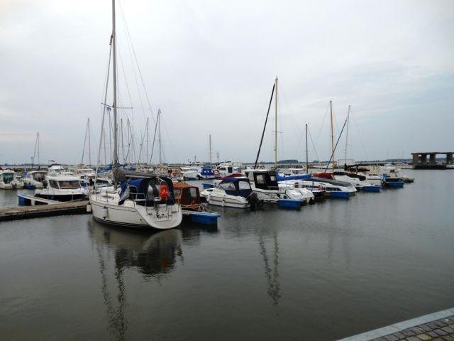 Jachthafen Wiek