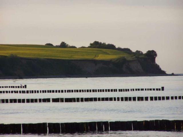 Die Steilküste von Boltenhagen