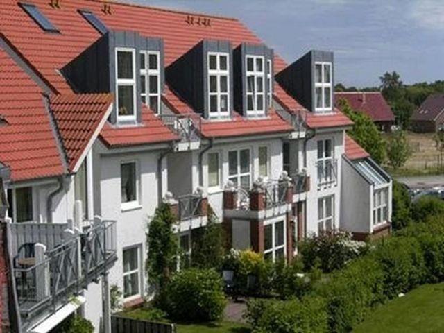 helle und sonnige Lage der Wohnungen