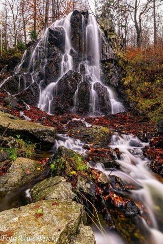 Der Radau Wasserfall