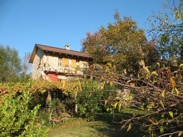 Herbst in Cascina Madia