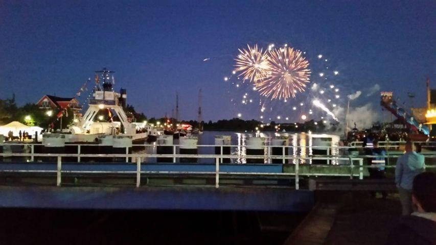 Sommerfeste, hier Hafenfest Wolgast