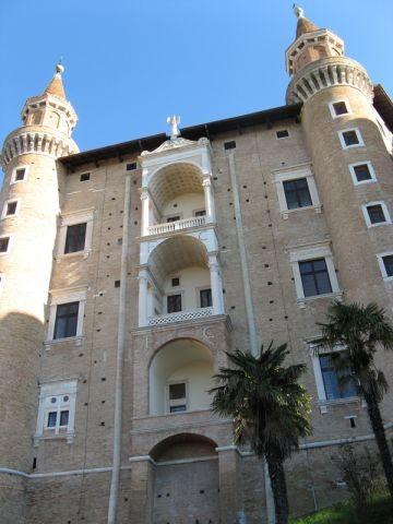 Urbino Wiege der Renaissence, Palazzo Ducale
