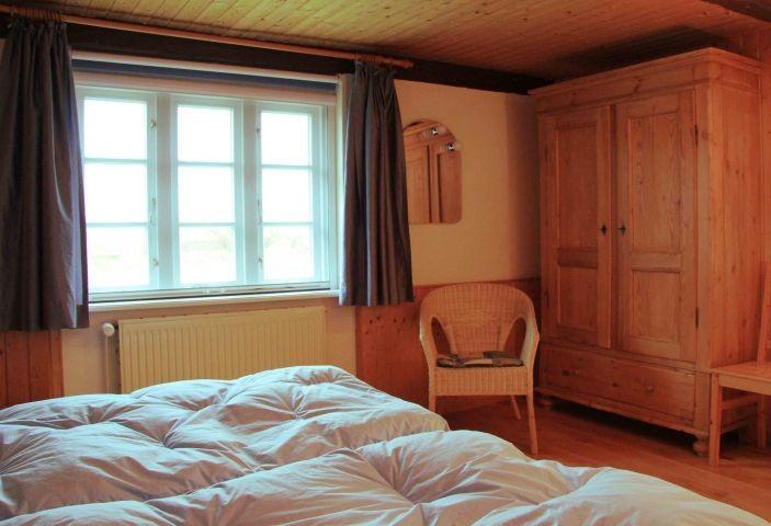Schlafzimmer 1 zur Meerseite