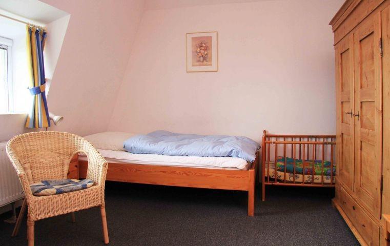 Schlafzimmer 3 zur Meerseite