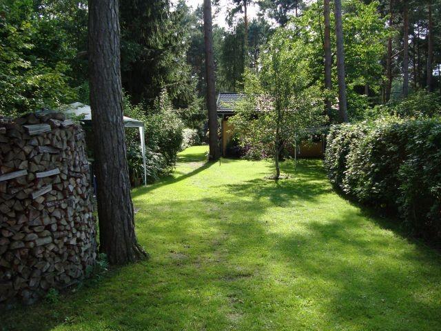 800qm Waldgrundstück m. Liegewiese