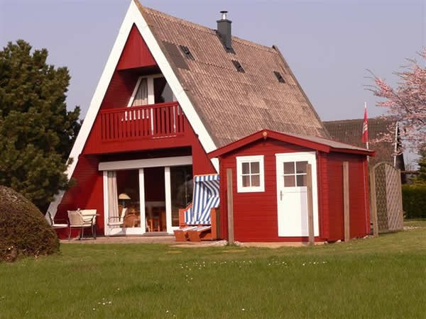 Ferienhaus Karlsson vom Dach