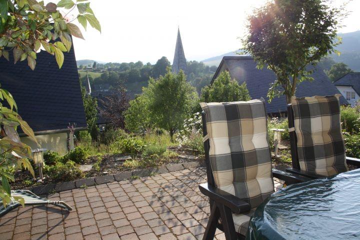"""Terrasse mit Garten """"Panorama I"""""""