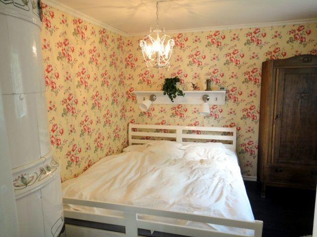 Schlafzimmer im Haus