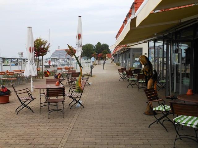 Promenade am Hafen 500 m entfernt