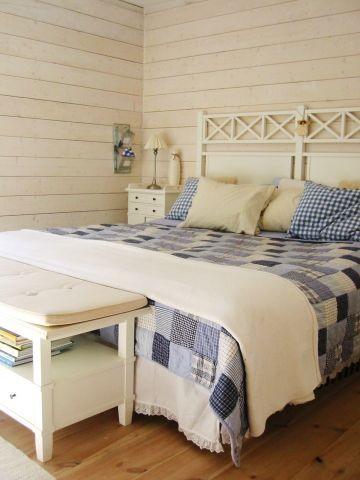 Gemütliches Doppelbet - Schlafzimmer 1
