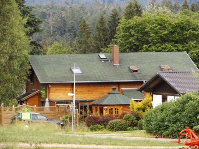 Finnisches Blockhaus  bis 12 Pers.