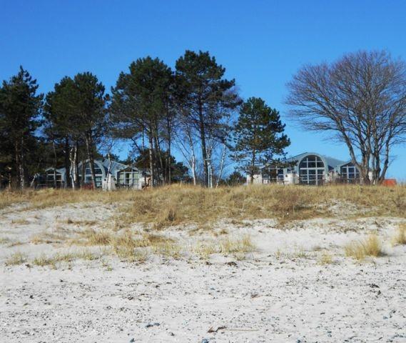 Appartementanlage Dünenresidenz 30 m zum Strand