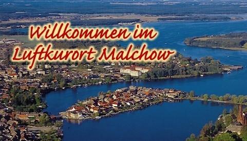 Luftaufnahme Malchow