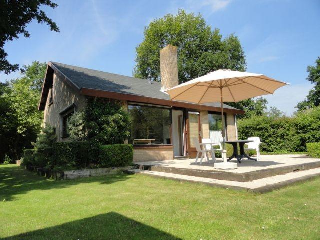 Haus + Terrasse
