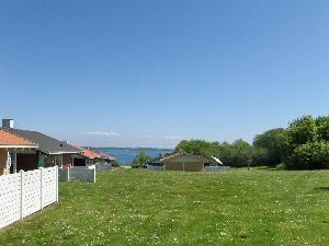 Blick zum Barsø