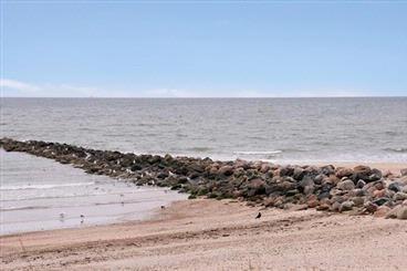 Blaavand die nordsee wenige m zum strand for Ferienunterkunft nordsee