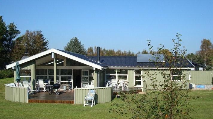 Ferienhaus Nordjütland in Hou