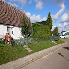 Ferienhaus mit Terrasse & Wlan, 100 m zum Wasser, Stahlbrode ...
