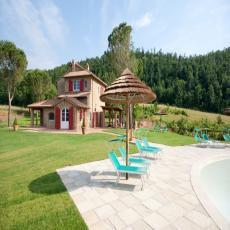 Deluxe Landhaus +traum Pool+eingez.Park