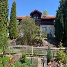 Ferienhaus Steinwies mit Garten und Balkon - Bayerischer Wal ...