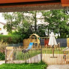 Ferienhaus im Grünen, Hunde und Kinder willkommen!