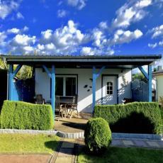 Ferienhaus mit Garten - perfekt für Urlaub mit Hund!!!