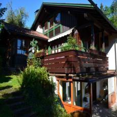 Allgäuer Ferienhaus -Traumblick auf Oberstaufen, Plus-Karte