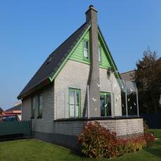 Liebevoll gepflegtes Komfortferienhaus 350m vom Strand, WLAN