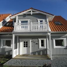 Schwedenhaus LOTTA für Familien, Paare , Single