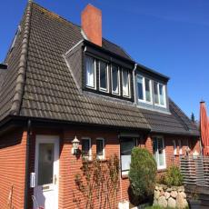 Ferienhaus WILLI in Tinnum bis 8 Personen, Garten, Garage
