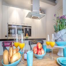 Sylt: Strandläufer Luxus-Ferienwohnung, 2 Schlafzimmer, Gar ...