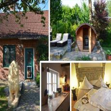 Holiday Dogs Ferienhaus für den Ostsee-Urlaub mit mehreren  ...